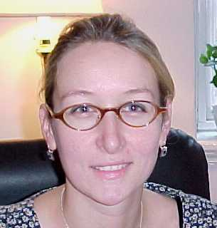 Anna Kolasinska-Holden, school director