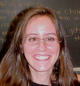 Erin Abrams, ESL teacher