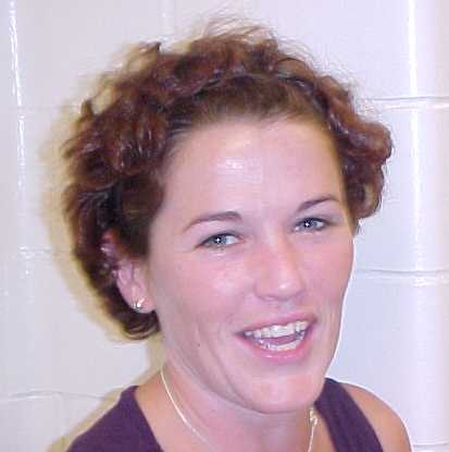 Heather Gately, ESL teacher