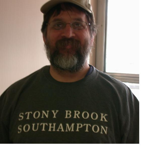 Dad supports Stony Brook!