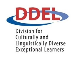 CEC Division for Culturally and Linguistically Diverse Exceptional Learners