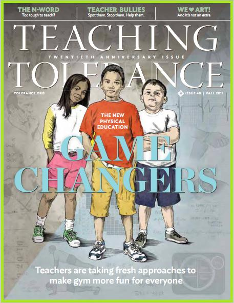 Resources for teaching tolerance