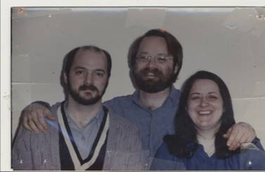 William Wallace, John Clark, Elizabeth Ann, 3 Scotts in 1991